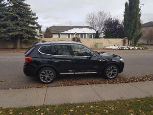 2015 BMW X3 SUV, Crossover