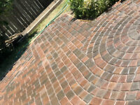 Paving Stone Patios Walkways and Driveways