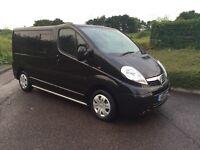 Vauxhall vivaro camper , Day Van New