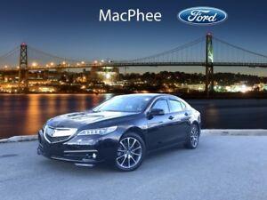 2015 Acura TLX Elite  - Low Mileage