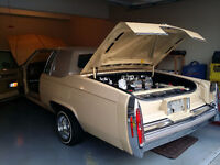 1982 Coupe de Ville with Lowrider Hydraulics