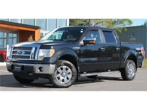 2010 Ford F-150 LARIAT | CREW | 4X4 | HEATED/COOLED LEATHER