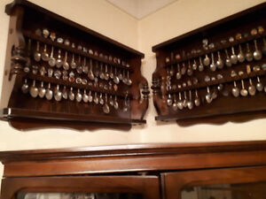 Spoon Collectors - Spoons and Racks