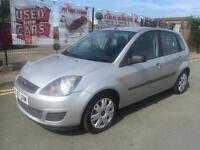 FORD FIESTA 1.25 STYLE CLIMATE 2007 5DR ** LOW 68,871 MILES ** HPI CLEAR