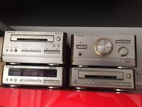 Technics Mini System with speakers