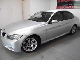 BMW 320i M Sport 2.0 2008 Just 71447 Miles Fantastic Condition High Spec