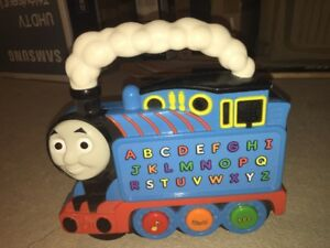 Thomas letter learning toy