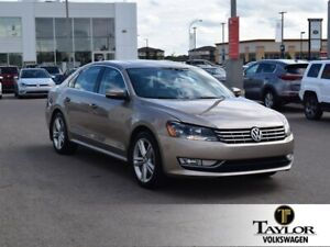 2015 Volkswagen Passat Highline 1.8T 6sp at w/ Tip January Sell