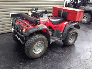 QUAD in time for moose season