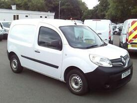 Renault Kangoo Ml19dci 90 Extra Van DIESEL MANUAL WHITE (2015)