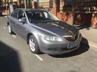 One owner from new SILVER Mazda 6 Saloon Manual WITHSERVICE HISTROY ***995***