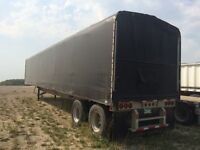 Chaparral  tarp trailer