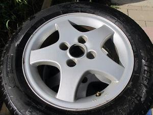 4 Maxtour All Season Tires 195x60xR14