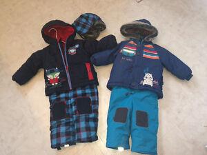 Plusieurs habits de neige fille/garcon West Island Greater Montréal image 9