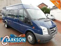 2009 Ford Transit 17 seater
