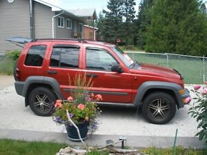 2006 Jeep Liberty SUV, Crossover 4x4