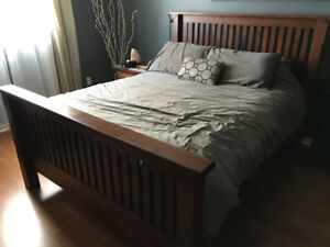 Queen size -  Master Bedroom Set for sale $1200 OBO