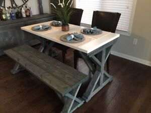Contemporary Dining Table - NEW