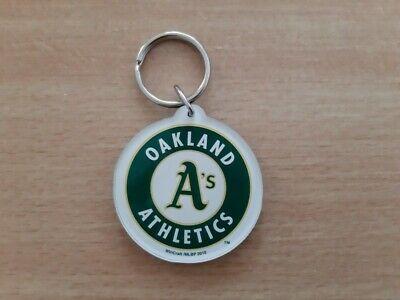 Oakland Athletics Schlüsselanhänger gebraucht kaufen  Kiel