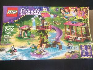 Lego Friends Jungle Rescue Base - Retired Product (Set 41038)