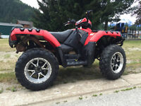 Polaris Sportsman quad; must sell, make me an offer