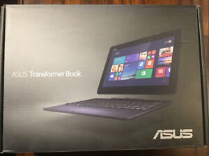 ASUS-Transformer-Detachable-Touchscreen Laptop 2 in 1