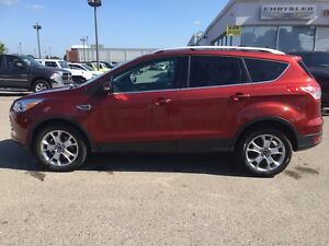 2016 Ford Escape Titanium***Pano,Navi,B-up Cam, Leather, 3k Only London Ontario image 8