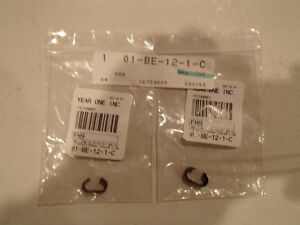 """2 PcsC-Shaped Dble Line clip 5/16"""" & 5/16"""" Trans Cooler Lines Sarnia Sarnia Area image 1"""