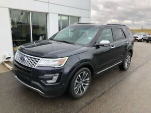 2017 Ford Explorer Platinum  FINANCING FROM 4.99% APR. FAST AND