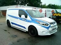 Transit Connect M-SPORT LOOK,66 REG,ALLOYS,AIRCON,ONLY 90k,1 OWNER,VERY TIDY VAN