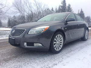 2011 Buick Regal CXL w/1SC Sedan.. Not Your Grandma's Buick Edmonton Edmonton Area image 3