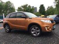 Used, 2016 SUZUKI VITARA 1.6 SZ T 5dr NAVIGATION ADAPTIVE CRUISE DAB CAMERA for sale  Kidderminster, Worcestershire