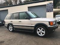 Land Rover Range Rover 4.6 V8 auto 1999 V HSE