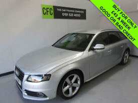 Audi A4 AVANT 2.0 DIESEL S-LINE SPECIAL EDITION AUTO, BUY FOR ONLY £184 A MONTH
