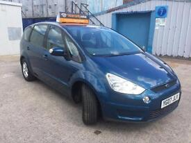 2007 Ford S-Max 1.8 TDCi Zetec 5dr (6 speed)