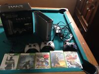 Xbox 360 edition halo reach 250gb a vendre