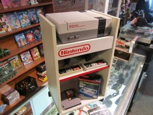 Vintage NINTENDO Cart With NES System For Sale