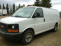 2006 GMC Savana 1500 Cargo Van