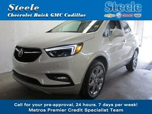 2017 Buick ENCORE Premium Only 787Km's Loaded Loaded !!!