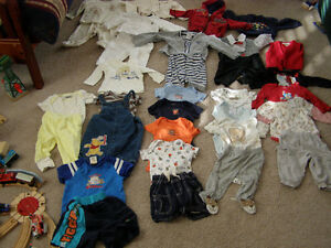 Lot of 6-9 month boys clothing
