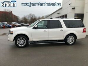 2014 Ford Expedition Max LIMITED  - Sunroof -  Leather Seats - $233.94 B/W