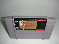 Snes Zelda Link to the Past // Francaise