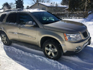 2009 PONTIAC TORRENT OLYMPIC PODIUM EDITION *LOW KMS*