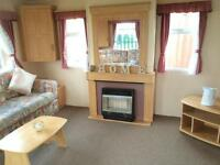 Static Caravan Nr Clacton-on-Sea Essex 2 Bedrooms 6 Berth Atlas Sahara 2003