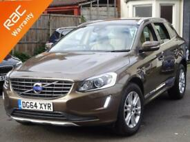 Volvo XC60 2.0 TD D4 SE Lux Geartronic 5dr