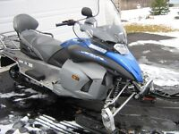 yamaha 4 stroke venture light