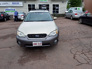 SOLD! SOLD!SOLD!2006 Subaru Outback Wagon