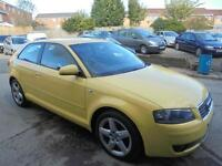 Audi A3 2.0TDI SE 3 door - 2003 53-REG - 8 MONTHS MOT