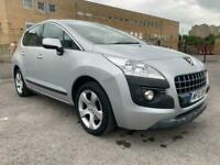 2010 (60) Peugeot 3008 2.0 HDI 150 Sport MPV   MOT 03/22   2 Keys   HPI clear.