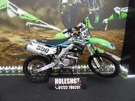 Kawasaki KXF 250 Motocross bike Very clean example